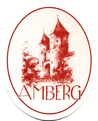 amberg am-by kummert oval 1b (225-amberg-rot)