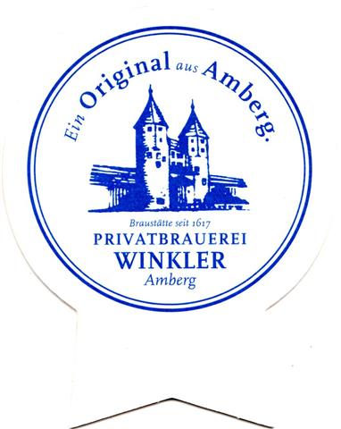 amberg am-by winkler sofo 1a (270-ein original-blau)