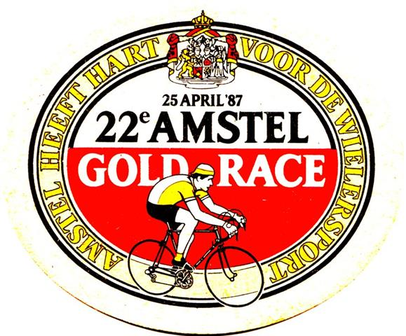 amsterdam nh-nl amstel gold 4a (oval185-1987)