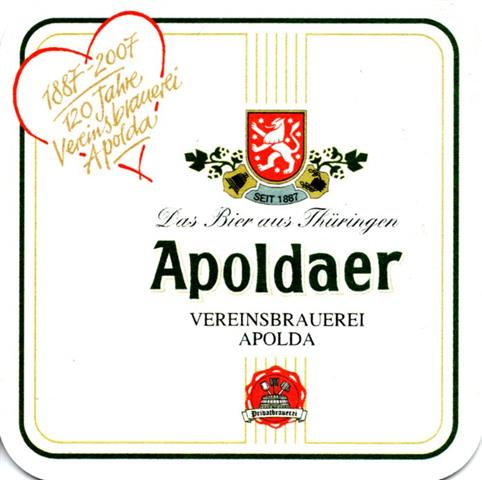 apolda ap-th apoldaer 120 jahre 1-5a (quad180-1887)