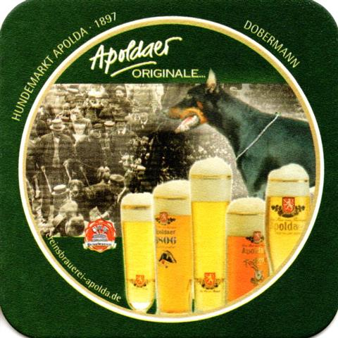 apolda ap-th apoldaer 120 jahre 1b (quad180-hundemarkt)