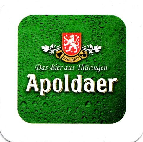 apolda ap-th apoldaer bier 1-4 a (quad185-das bier aus)