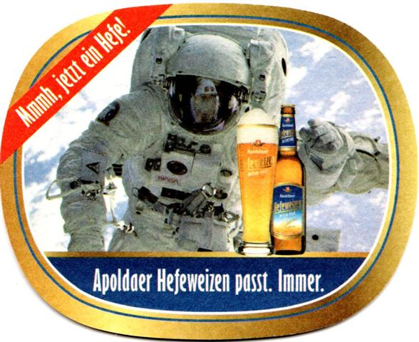apolda ap-th apoldaer oval l o 1b (185-mmmh-astronaut)