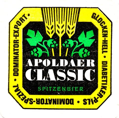 apolda ap-th apoldaer quad 1a (185-apoldaer classic)