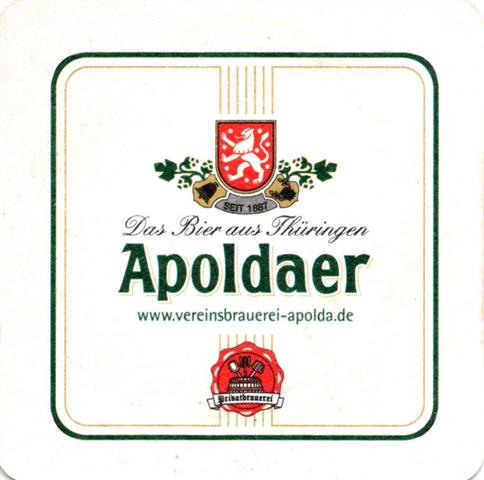 apolda ap-th apoldaer quad 5-6a (180-m o logo-m u sticker)