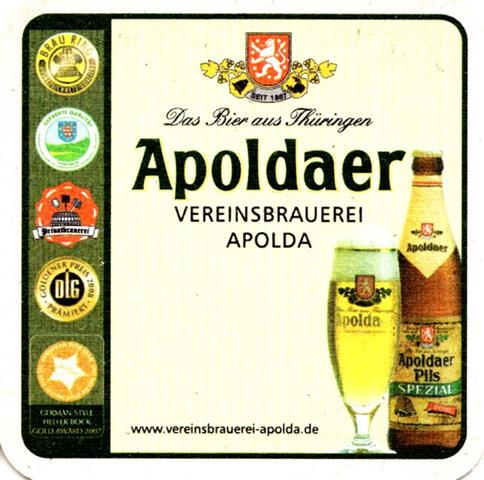 apolda ap-th apoldaer rezept 2a (quad180-apoldaer pils spezial)
