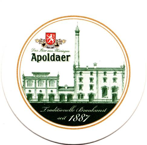 apolda ap-th apoldaer tradit 2b (rund215-u seit 1887)
