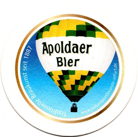 apolda ap-th apoldaer tradit 3b (rund215-heißluftballon)