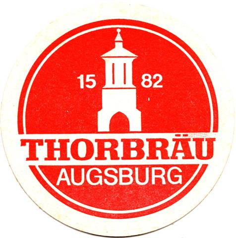 augsburg a-by thor rund 1a (215-1582-rot)