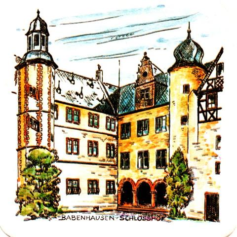 babenhausen of-he michels his baben 5b (quad185-schlosshof)