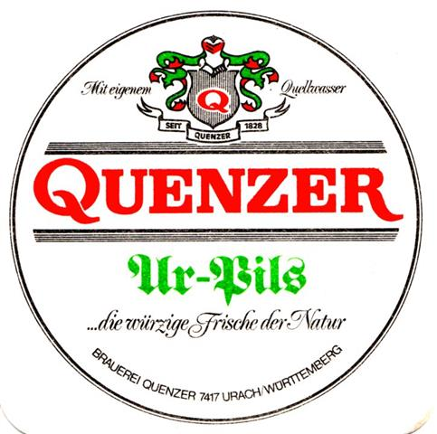 bad urach rt-bw quenzer quad 1a (185-ur pils)