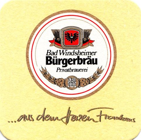 bad windsheim nea-by bürger aus 2a (quad185-traditionsbrauerei)