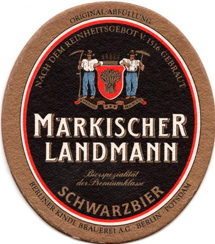 berlin b-be kindl märk land 1a (oval220-schwarzbier)