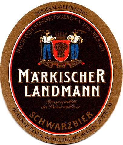 berlin b-be kindl märk land 2a (oval215-schwarzbier)