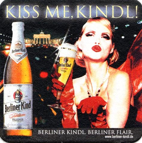 berlin b-be kindl silber 2b (quad180-kiss me, kindl)