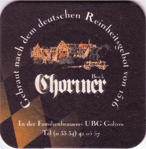 chorin bar-bb choriner 1a (quad180-hg schwarz)