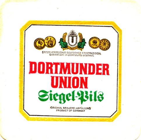 dortmund do-nw union siegel quad 1a (185-u 2 zeilen)