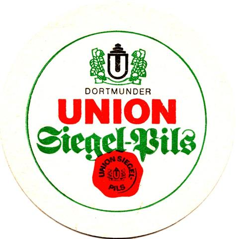 dortmund do-nw union siegel rund 1a (215-grüner ring-rotes siegel)