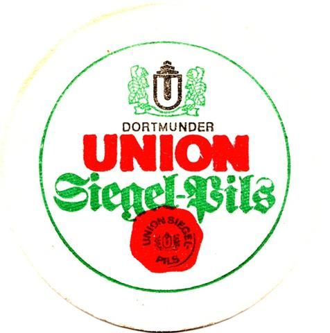 dortmund do-nw union siegel rund 2a (215-grüer ring-rotes siegel)