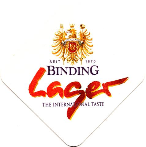 frankfurt f-he binding lager raute 1-6a (180-the international taste)