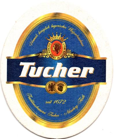 fürth fü-by tucher oval 1-3a (225-u traditionsbrauerei)