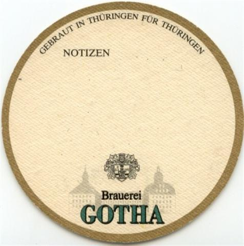 gotha gth-th gothaer rund 3b (215-notizen)