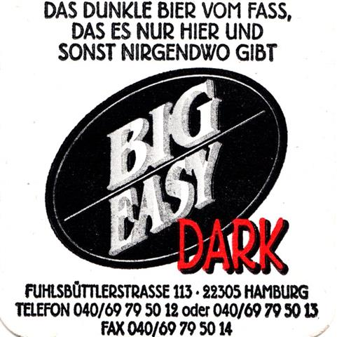 hamburg hh-hh big easy quad 1ab (185-big easy dark-schwarzrot)