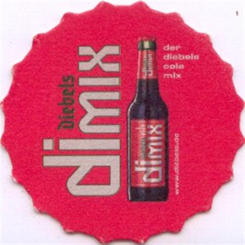 issum kle-nw diebels sofo 1a (195-cola mix-hg rot)