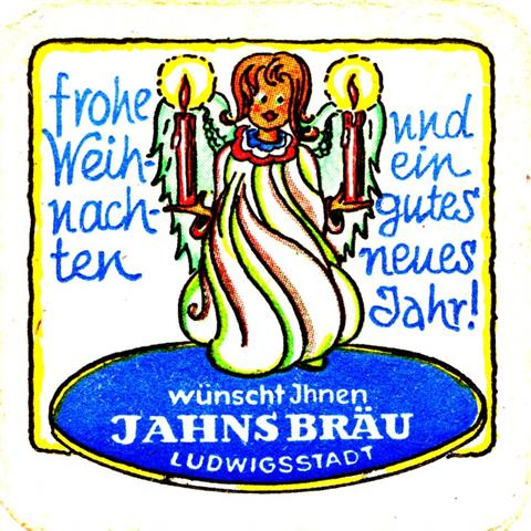 ludwigsstadt kc-by jahns quad 1a (185-frohe weihnachten)