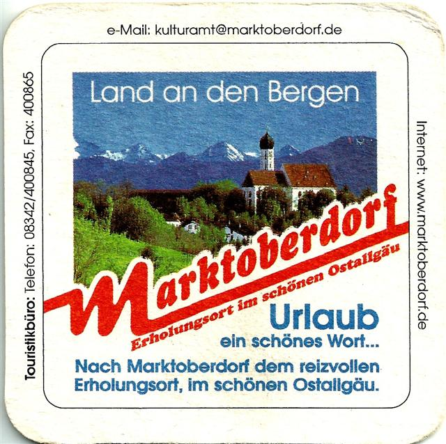marktoberdorf oal-by sailer alten quad 4b (185-land an den bergen)
