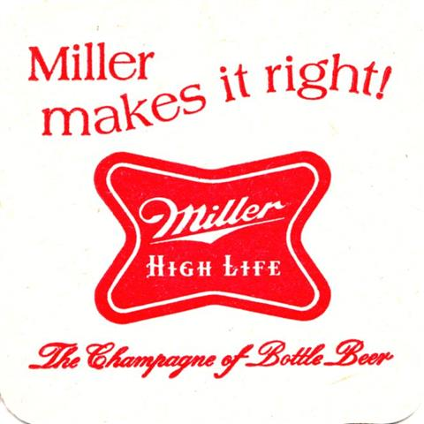 milwaukee wi-usa miller quad 1a (170-u the champagne-rot)