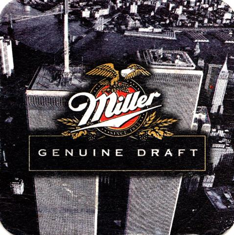 milwaukee wi-usa miller quad 4a (185-genuine draft)