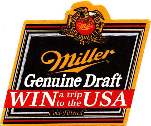 milwaukee wi-usa miller sofo 1a (215-win a trip)