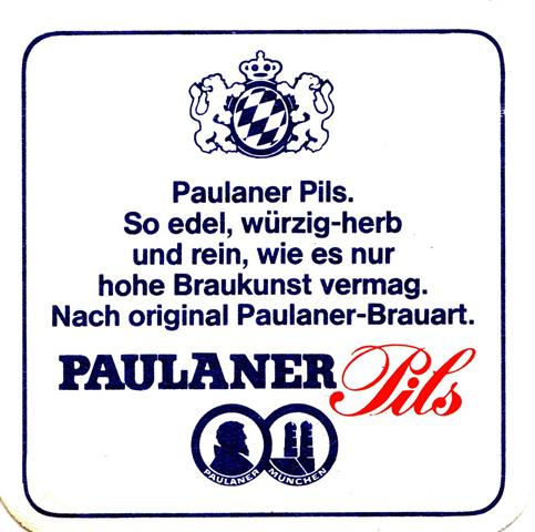 münchen m-by paulaner quad 3a (185-paulaner pils-blaurot)