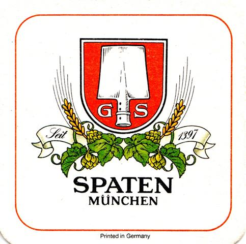 münchen m-by spaten spat münch 5ab (quad180-rahmen rot-printed in germany)