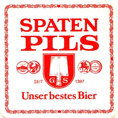 münchen m-by spaten spat rot 4a (quad185-unser bestes-rot)