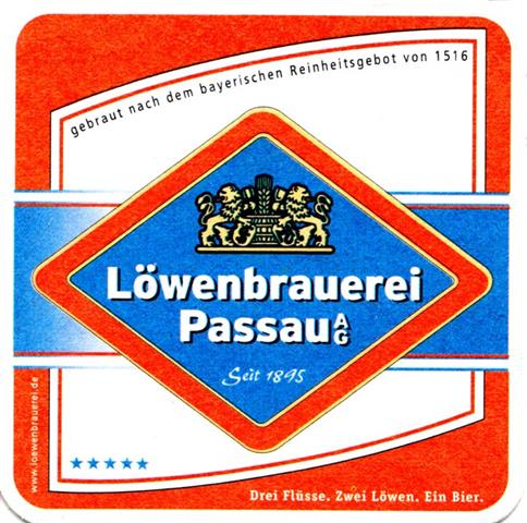 passau pa-by löwen rot 1-13a (quad180-rotes design)