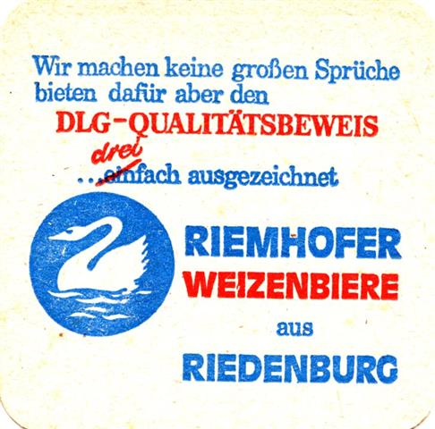 riedenburg keh-by riemhofer quad 1a (185-wir machen-blaurot)