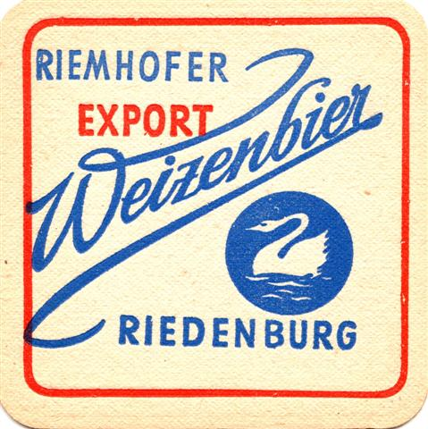riedenburg keh-by riemhofer quad 2a (185-export weizenbier-blaurot)