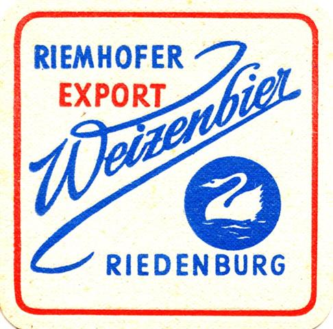 riedenburg keh-by riemhofer quad 3a (185-export weizenbier-blaurot)