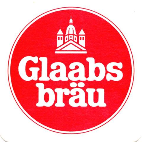 seligenstadt of-he glaab gemein 1a (quad180-glaabs bräu-rot)