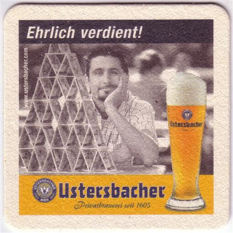ustersbach a-by usters hobby 1b (quad185-bierdeckelpyramide)