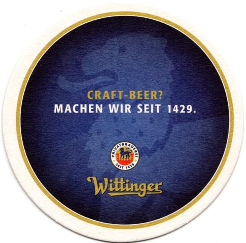 wittingen gf-ni wittinger gold 2b (rund215-craft beer)