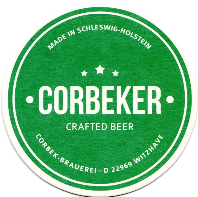 witzhave od-sh corbeker rund 1a (200-crafted beer-grün)